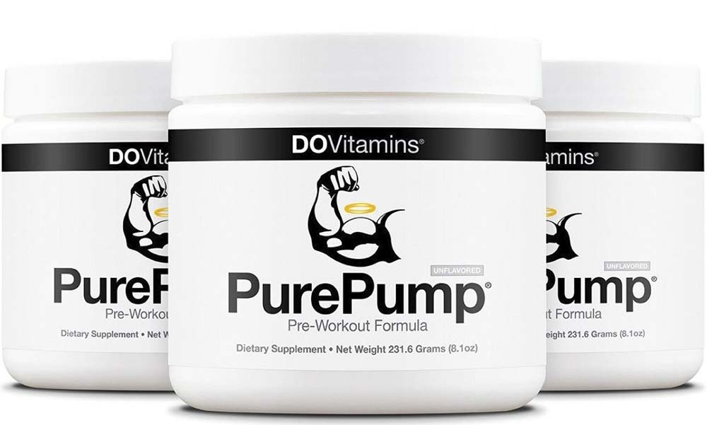 Do Vitamins PurePump Pre-Workout