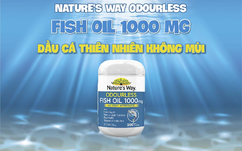 Fish Oil Nature's Way