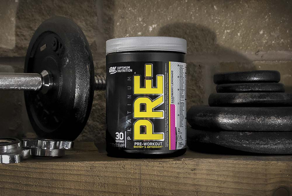 Optimum Nutrition Platinum Pre-Workout