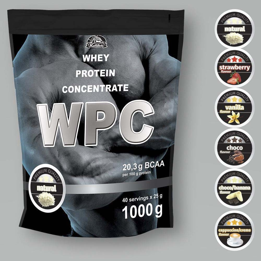 Whey Protein Concentrate (WPC)