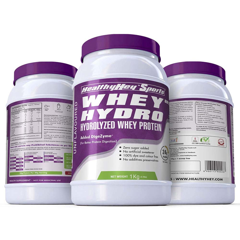 Whey Protein Hydrolyzed (WPH)
