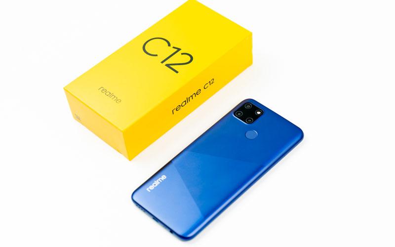 smartphone-Realme-C12